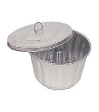 Fox Run Craftsmen® 2-Quart Fluted Steamed Pudding Mold