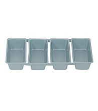 Fox Run Craftsmen® Set of 4 Linked Non-Stick Mini Loaf Pans