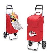 Kansas City Chiefs Red Cart Cooler
