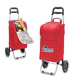 NFL® New England Patriots Red Cart Cooler