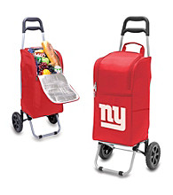 New York Giants Red Cart Cooler