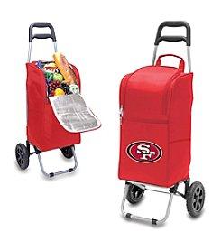NFL® San Francisco 49ers Red Cart Cooler
