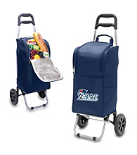 New England Patriots Navy Cart Cooler