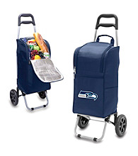 Seattle Seahawks Navy Cart Cooler