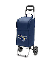 St. Louis Rams Navy Cart Cooler