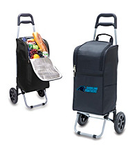 Carolina Panthers Black Cart Cooler
