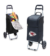 Kansas City Chiefs Black Cart Cooler