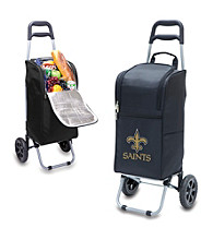 New Orleans Saints Black Cart Cooler