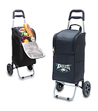 Philadelphia Eagles Black Cart Cooler