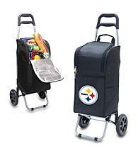 Pittsburgh Steelers Black Cart Cooler