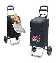 Tampa Bay Buccaneers Black Cart Cooler