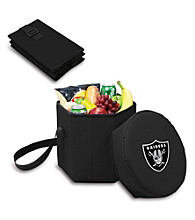 Oakland Raiders Black Bongo Cooler