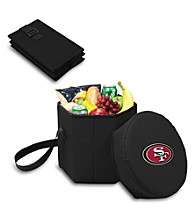 San Francisco 49ers Black Bongo Cooler
