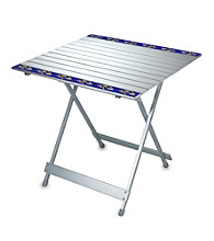 Baltimore Ravens Aluminum Travel Table