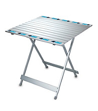Carolina Panthers Aluminum Travel Table