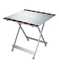 Cincinnati Bengals Aluminum Travel Table