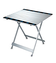 Detroit Lions Aluminum Travel Table
