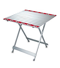 Kansas City Chiefs Aluminum Travel Table