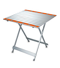 Miami Dolphins Aluminum Travel Table