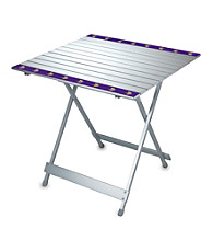 Minnesota Vikings Aluminum Travel Table