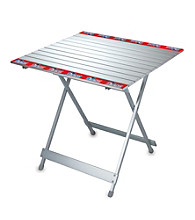 New England Patriots Aluminum Travel Table
