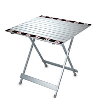 New York Giants Aluminum Travel Table