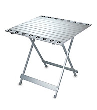 Oakland Raiders Aluminum Travel Table