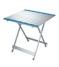 San Diego Chargers Aluminum Travel Table