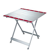 San Francisco 49ers Aluminum Travel Table