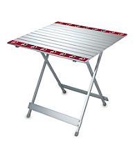 Washington Redskins Aluminum Travel Table