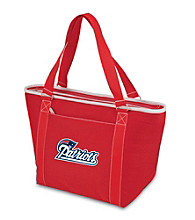 New England Patriots Red Topanga Cooler