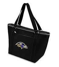 Baltimore Ravens Black Topanga Cooler