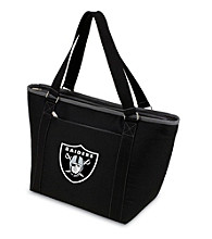 Oakland Raiders Black Topanga Cooler