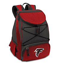 Atlanta Falcons Red PTX Backpack Cooler Backpack Cooler
