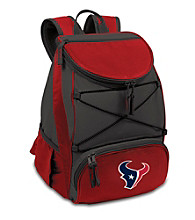 Houston Texans Red PTX Backpack Cooler
