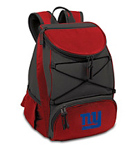 New York Giants Red PTX Backpack Cooler