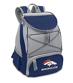 NFL® Denver Broncos Navy PTX Backpack Cooler