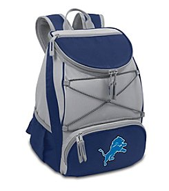 NFL® Detroit Lions Navy PTX Backpack Cooler