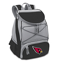 Arizona Cardinals Black PTX Backpack Cooler
