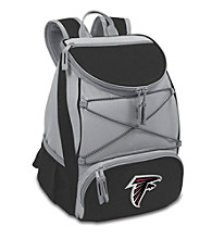 Atlanta Falcons Black PTX Backpack Cooler