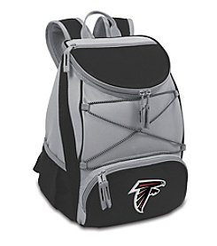 Picnic Time NFL® Atlanta Falcons Black PTX Backpack Cooler