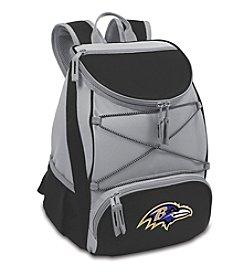 NFL® Baltimore Ravens Black PTX Backpack Cooler