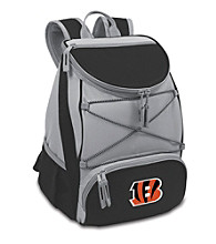 Cincinnati Bengals Black PTX Backpack Cooler