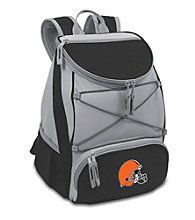 Cleveland Browns Black PTX Backpack Cooler
