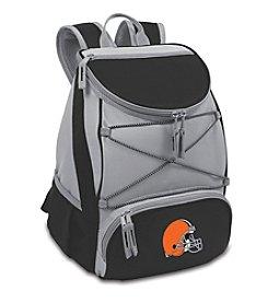 NFL® Cleveland Browns Black PTX Backpack Cooler