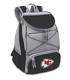 NFL® Kansas City Chiefs Black PTX Backpack Cooler