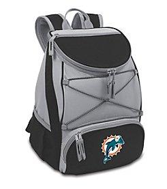 NFL® Miami Dolphins Black PTX Backpack Cooler