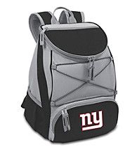 New York Giants Black PTX Backpack Cooler