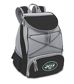 NFL® New York Jets Black PTX Backpack Cooler
