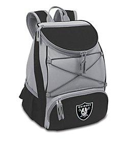 NFL® Oakland Raiders Black PTX Backpack Cooler